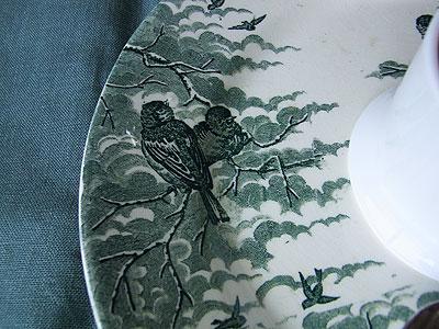 コトリの皿1