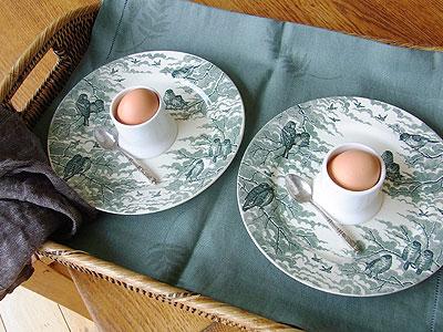 トリの皿4