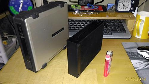 4TBハードディスク8