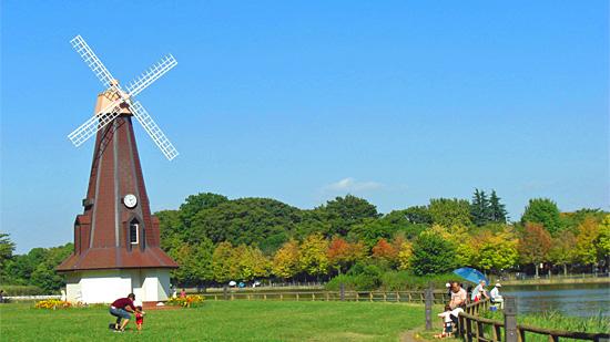 浮間公園風車
