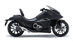 ホンダNM4(未来的バイク)紹介図