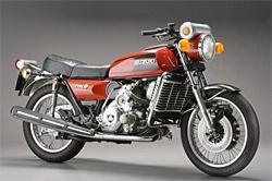 ロータリーエンジン バイク:スズキRE-5表紙ミニ