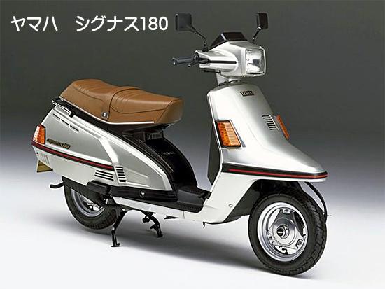 ヤマハ シグナス XC180:本体図