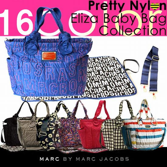 マークバイマークジェイコブス-MARC BY MARC JACOBS  PRETTY NYLON ELIZ-A-BABY