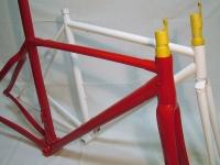 自転車カスタムペイント