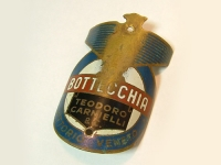 Botteccia Head Badge