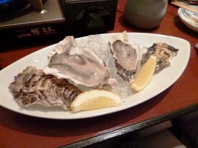 牡蠣その2