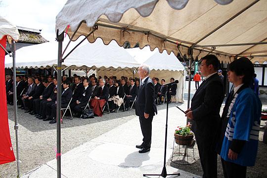 平成29年度安全運航祈願祭