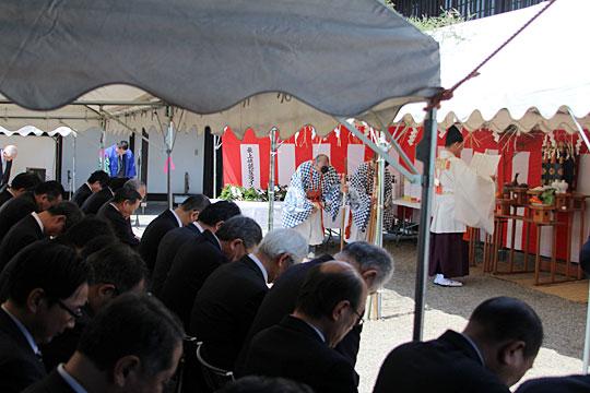 平成30年度 安全運航祈願祭