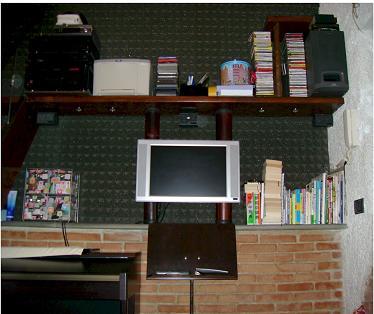 ミラノのアパートソファ