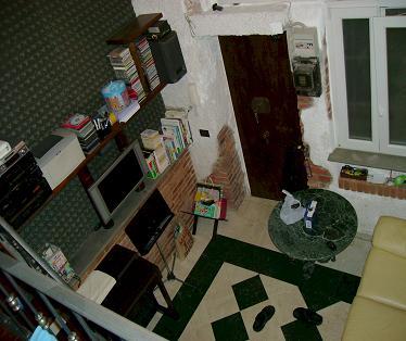 ミラノのアパート