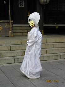 Hiroko白無垢