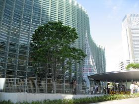 国立新美術館外観