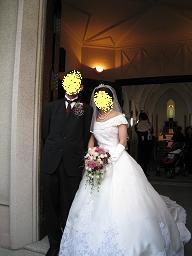 E子結婚式1