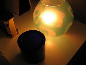 IKEA明かり1