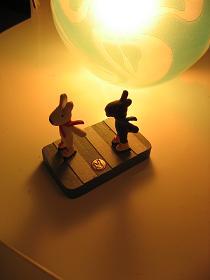 IKEA明かり2