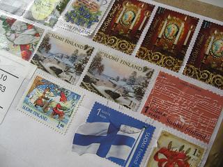 フィンランド切手1
