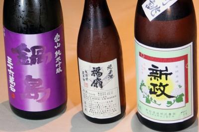 8月の日本酒
