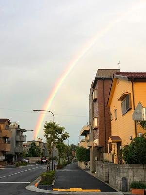 虹,にじ,niji