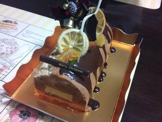 『FELDERCHEF』のクリスマスケーキ☆