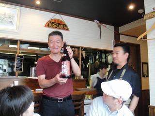 竹鶴酒造の石川杜氏