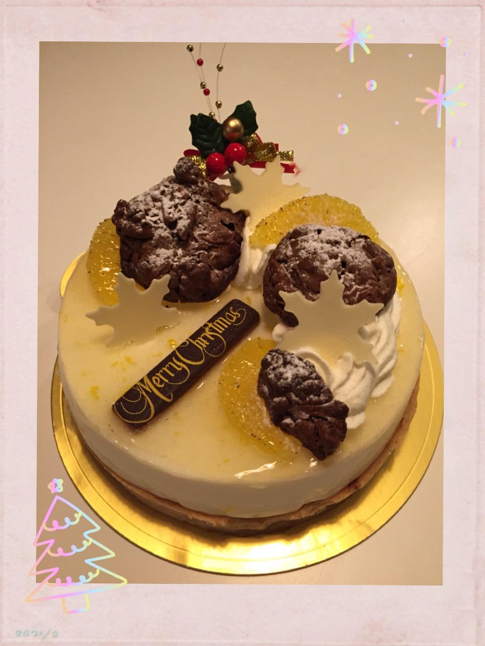 2014Xmas cake