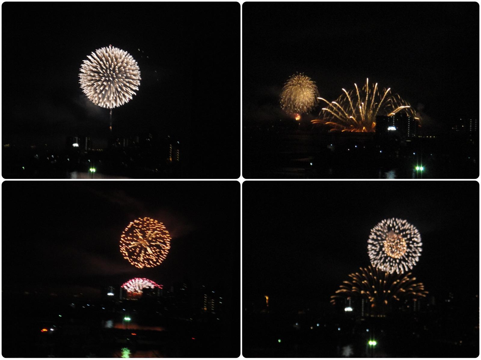 今年の花火3