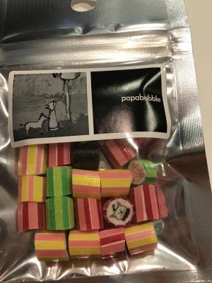 papabubbleのキャンディー