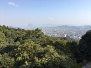 香川町並み