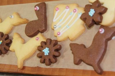 クリスマスのクッキー 1