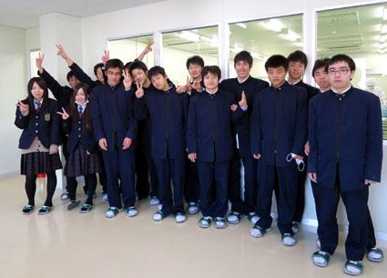 鹿児島水産高等学校制服画像
