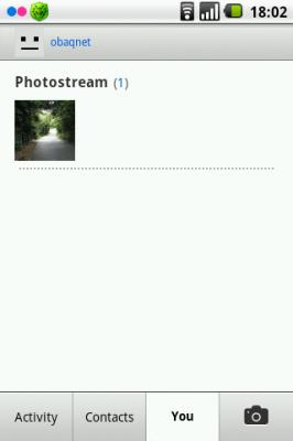 Flickrに写真