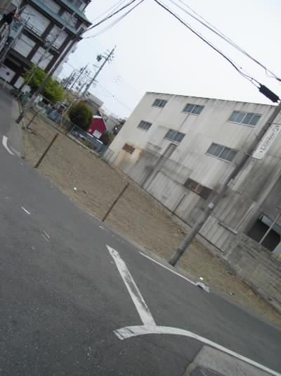 A-BOY名古屋跡地。