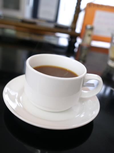 ホットコーヒー@いろなさん