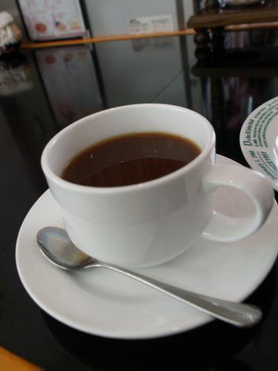 ホットコーヒー@れいなさん