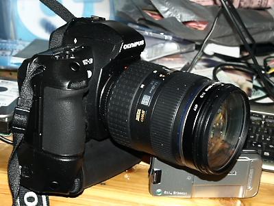 OLYMPUS ZD ED 14-35mm F2.0 SWD