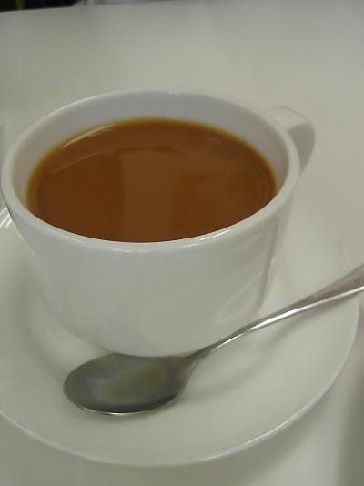 ホットコーヒー@まいちゃん