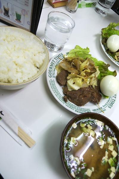 マッスル定食@りんちゃん+えりりん