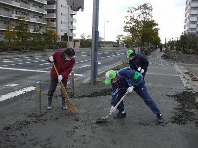 新浦安震災関連