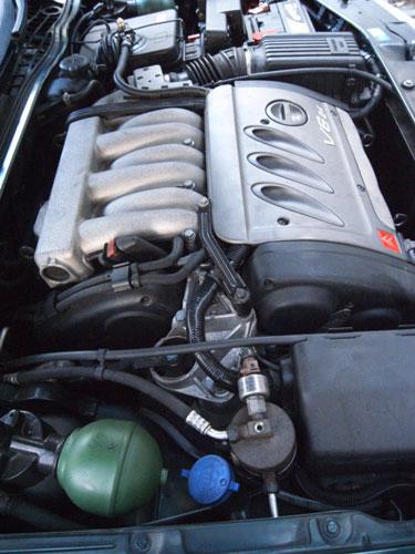 XanV6のPRVエンジン
