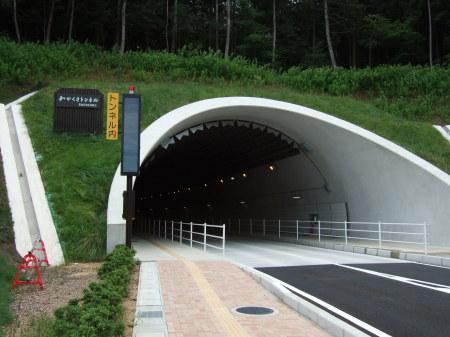 わかくさトンネル