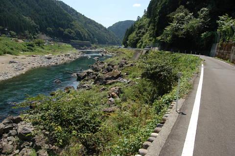 長良川サイクリング