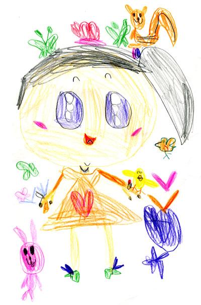 わたし_絵本と本と子供の絵ブログ