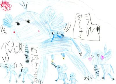 ぞうさん_絵本と本と子供の絵ブログ