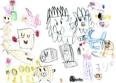 スーパーマリオの仲間たち_絵本と本と子供の絵ブログ