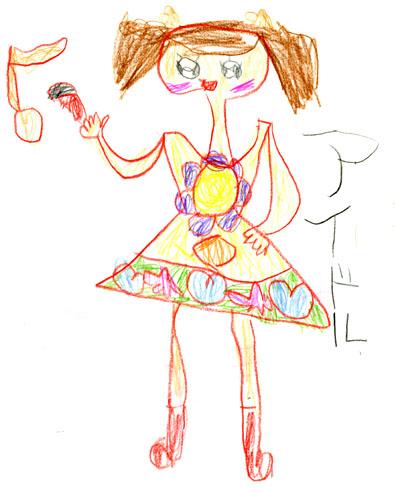 アイドル_絵本と本と子供の絵ブログ