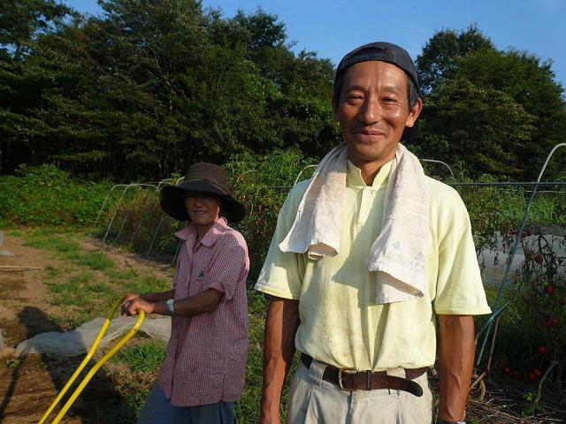 仲の良い、伊藤晃さん、泰子さんご夫婦!