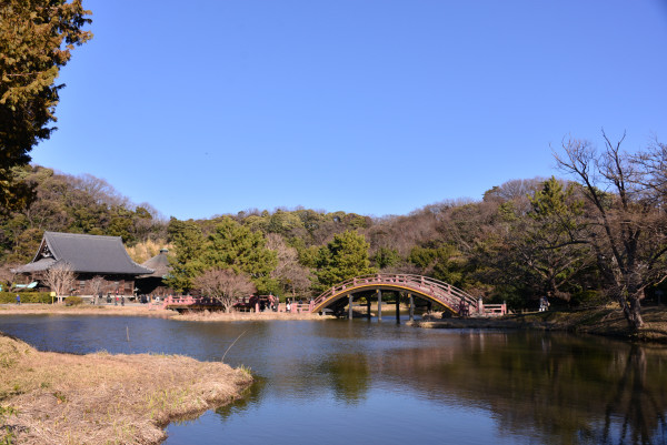 金沢文庫・称名寺