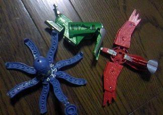 仮面ライダーオーズ カンドロイド