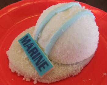 マリン・キャップ レアチーズケーキ